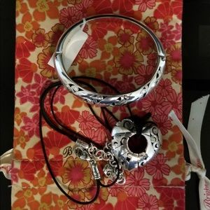 Brighton Matching Necklace & Bracelet
